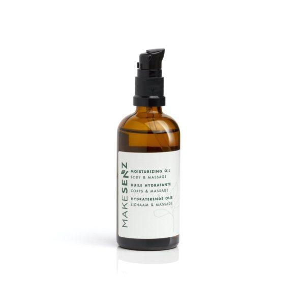 huile de massage make senz