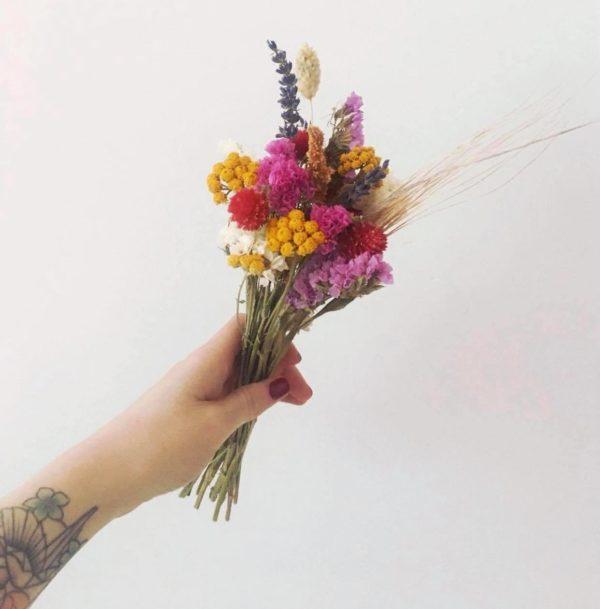 bouquet ginger flower