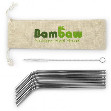 pailles bambaw