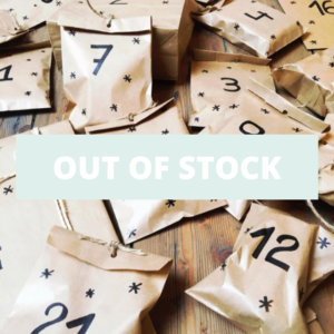 calendrier out of stock